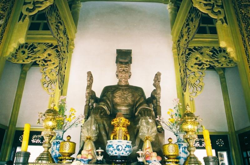 Tượng thời Lý Thái Tông
