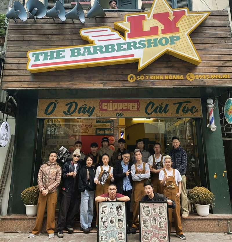 Ly The Barbershop