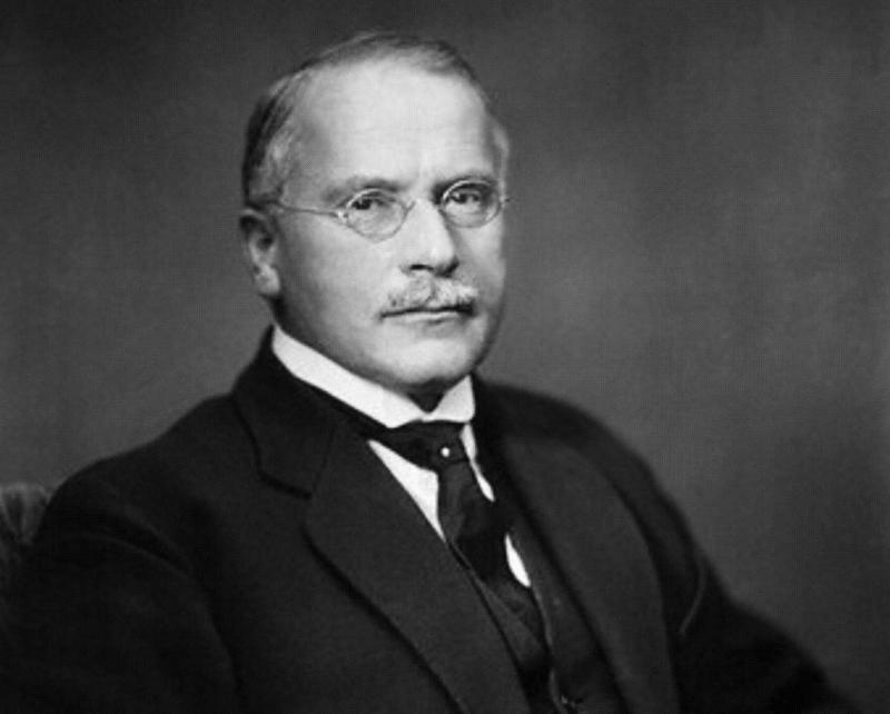 Chân dung Carl Jung