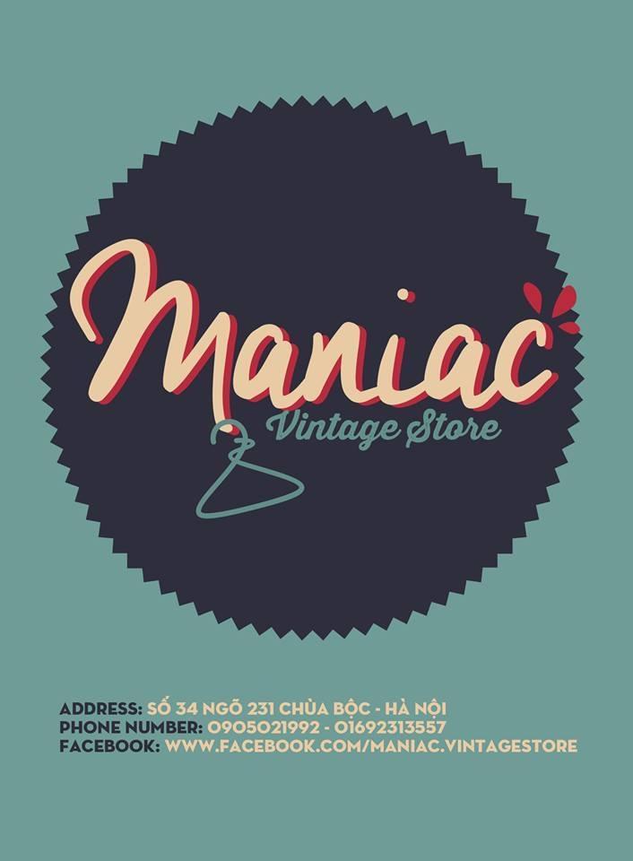 Maniac Vintage Store