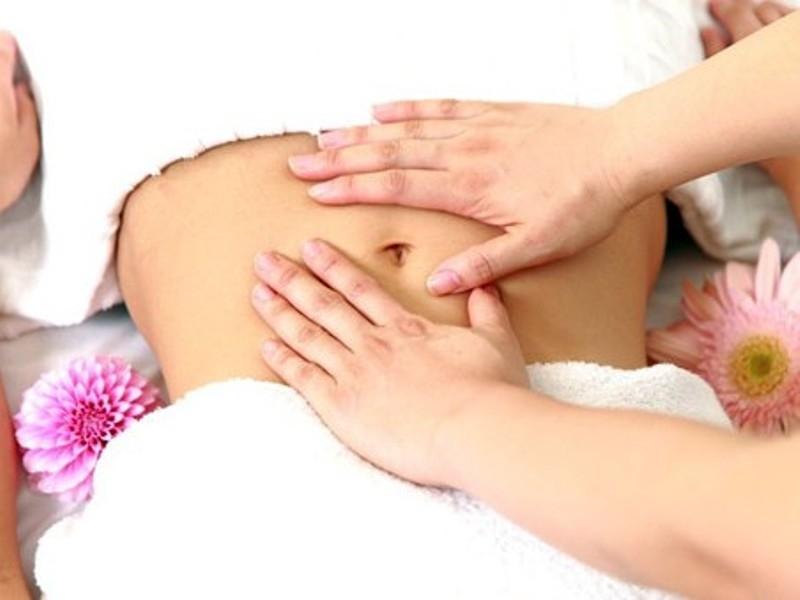 Massage vùng eo giúp lấy lại vóc dáng