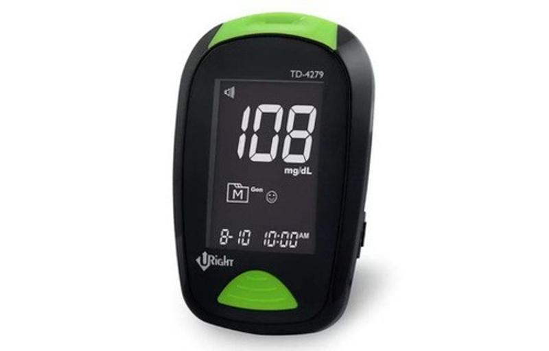 Máy đo đường huyết URight TD-4279