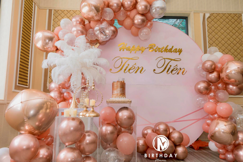 Top 7 shop bán đồ trang trí sinh nhật tốt nhất tại Biên Hòa