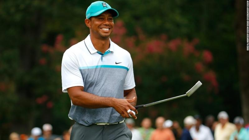 Tỉ phú golf – Tiger Woods