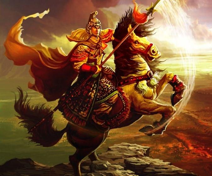 Top 10 mãnh tướng mạnh nhất thời Tam Quốc