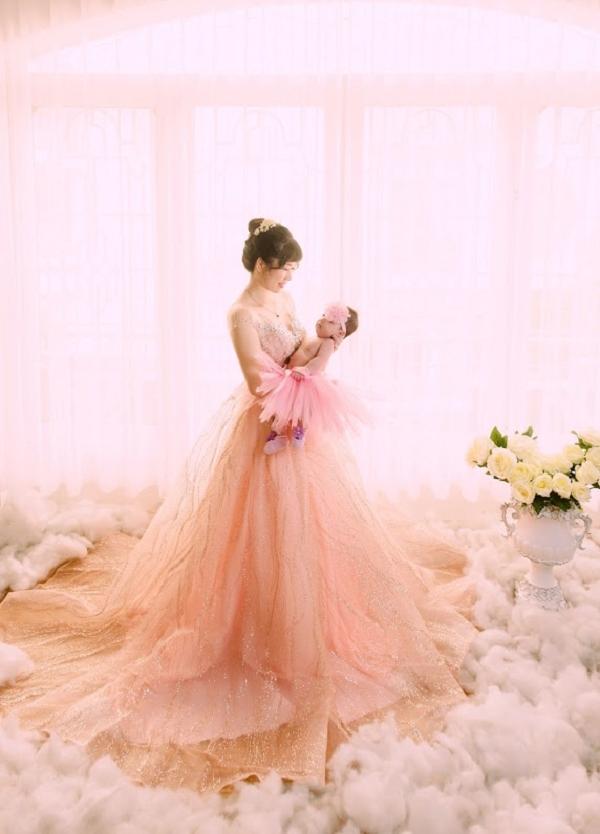 Mẹ và bé tại Maboo Studio