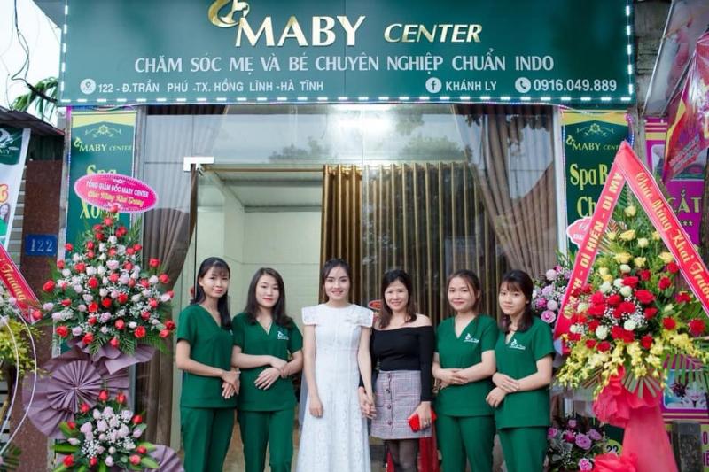 MaBy Center - TT Chăm Sóc Mẹ & Bé Chuyên Nghiệp Hà Tĩnh