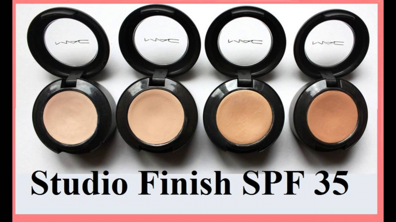 Mac Studio Finish Concealer