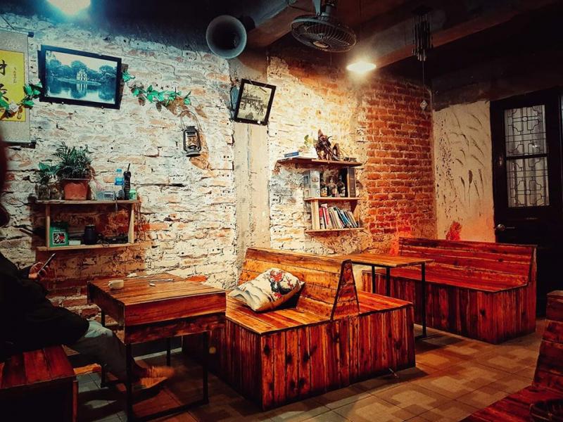 Mạc Cafe - Nguyễn Trãi