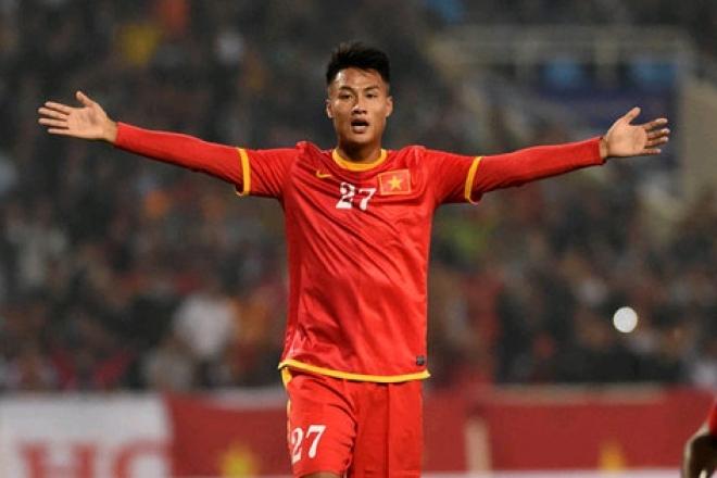 Chàng cầu thủ Việt Kiều đang dần lấy lại phong độ và quyết tâm trở lại khoác áo đội tuyển Việt Nam.