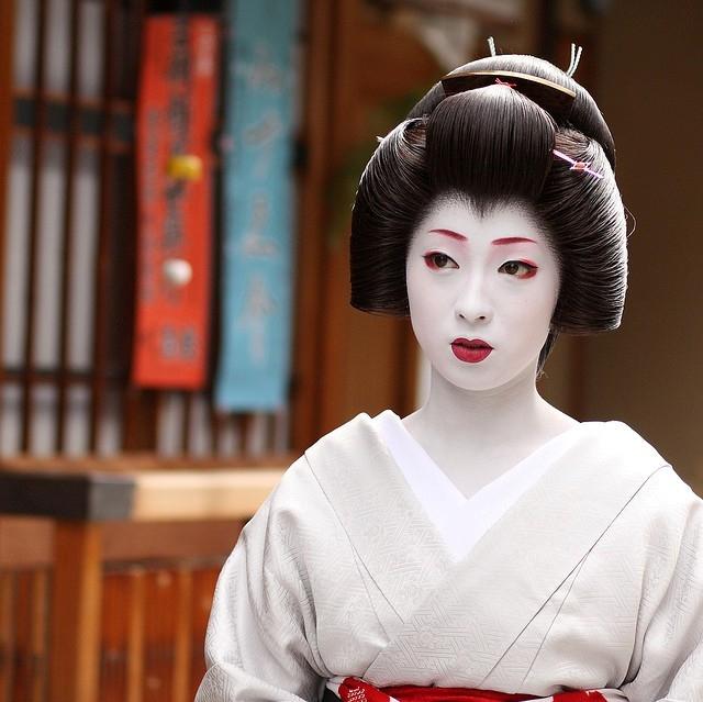 Geisha phải ở giá cho đến hết cuộc đời