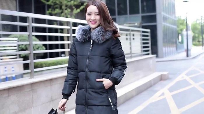 Mặc nhiều áo để giữ ấm cơ thể