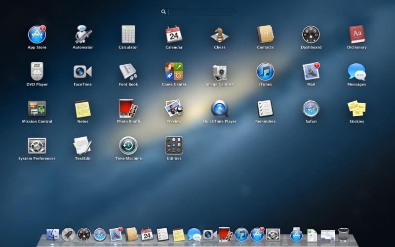 Giao diện hệ điều hành Mac OS phiên bản X: phiên bản mới nhất