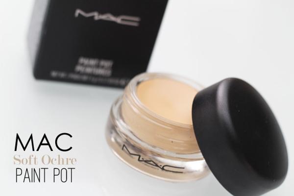MAC Paint Pot – Soft Ochre - Loại kem che khuyết điểm cho môi tốt nhất hiện nay