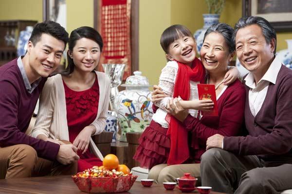 Màu sắc tươi vui mang đến nguồn năng lượng tích cực cả năm.