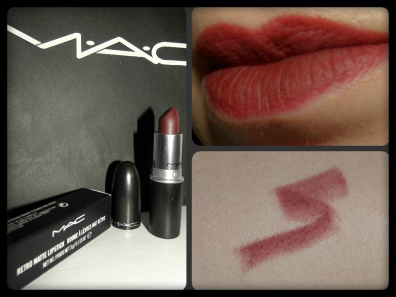 M.A.C Retro đánh đậm ( nguồn website M.A.C Cosmetic)