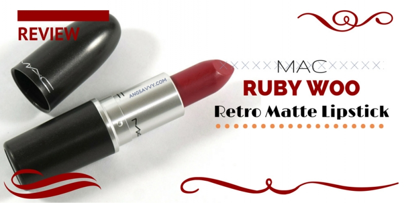 MAC Ruby Woo