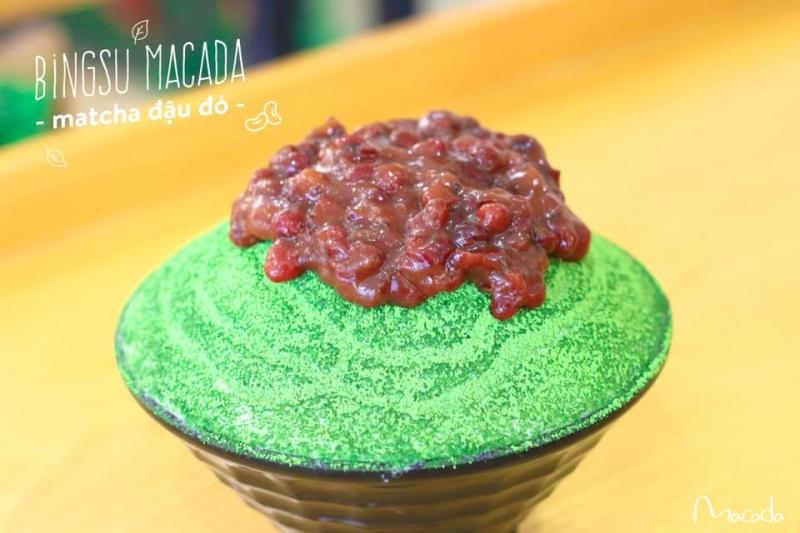 Macada Coffee & Bingsu