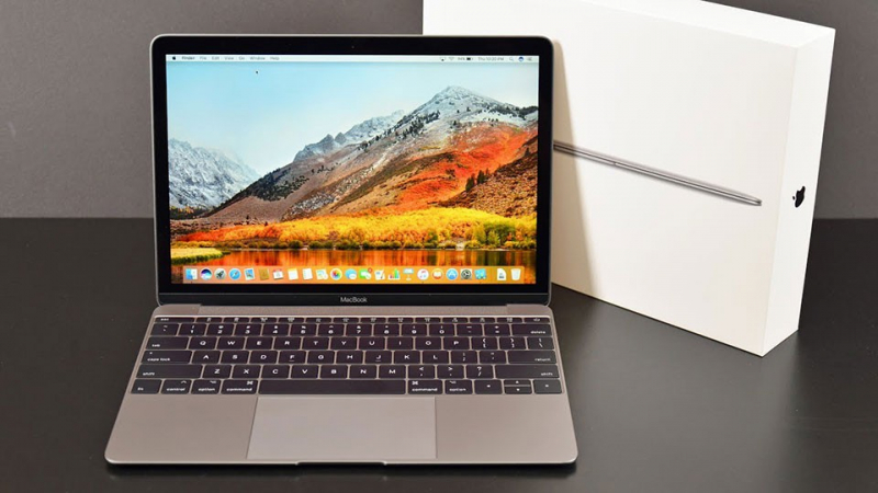 Macbook 12 inch 22017