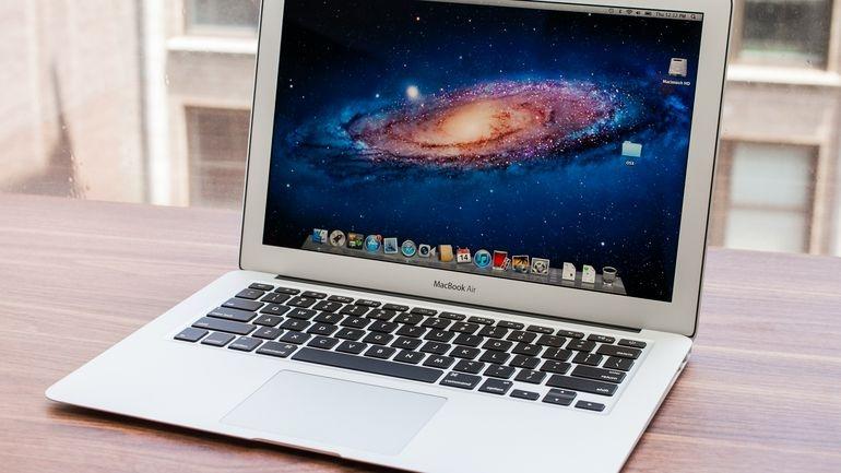 Macbook của Apple chưa bao giờ hết