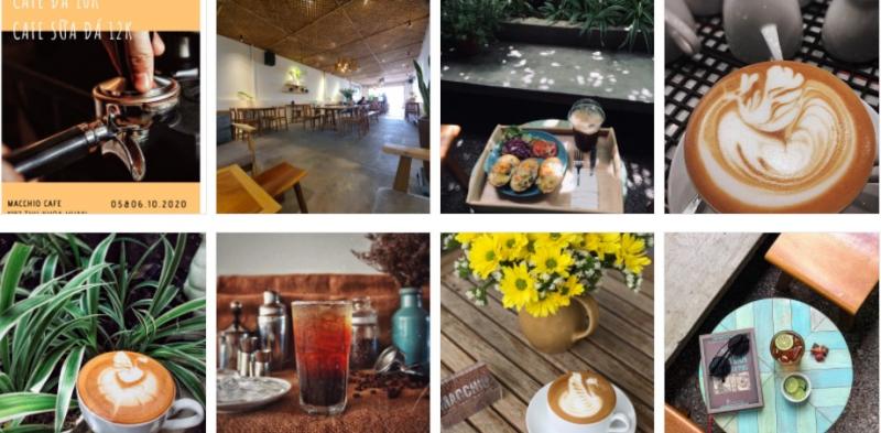 Macchio Cafe vàamp; Juice