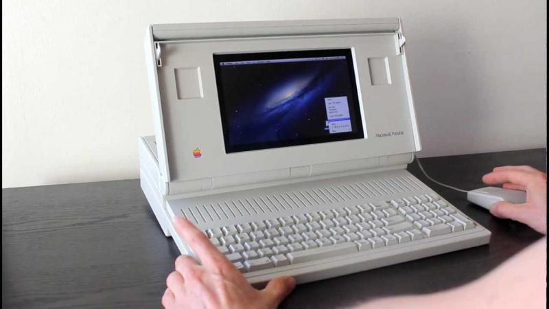 Macintosh Portable (năm 1989)