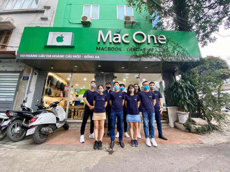 MacOne - Hệ thống bán lẻ Macbook