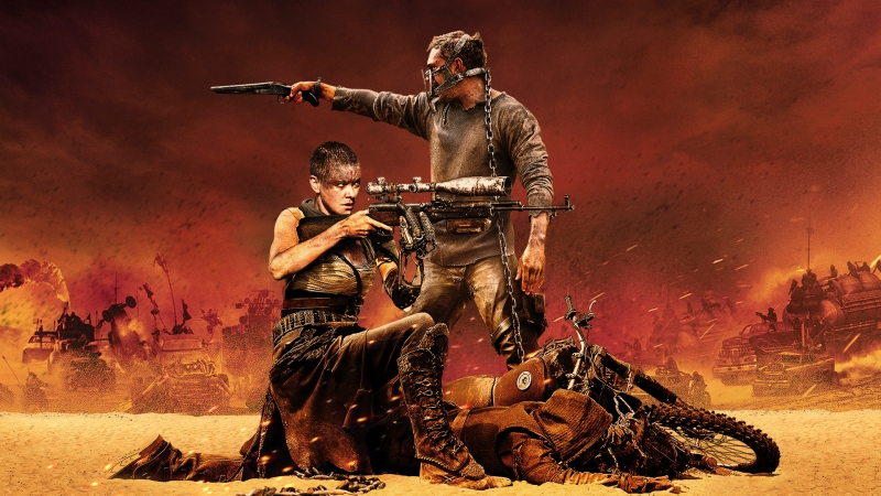 Phim Mad Max: Fury Road