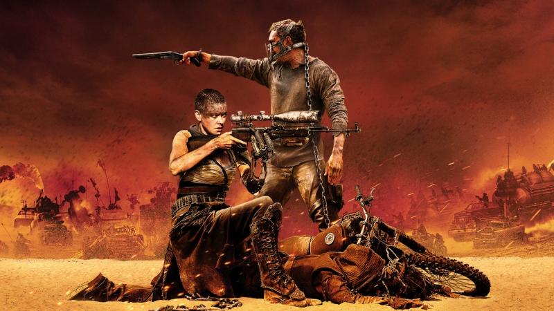 Thế giới hoang tàn trong Mad Max