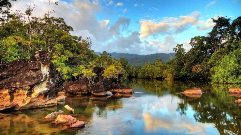 Madagascar nhận được nhiều ưu đãi từ thiên nhiên