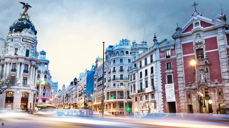 Thành phố Madrid