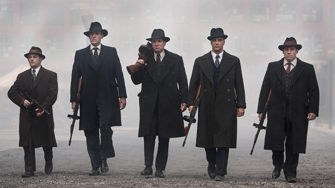 Băng đảng Mafia Mỹ