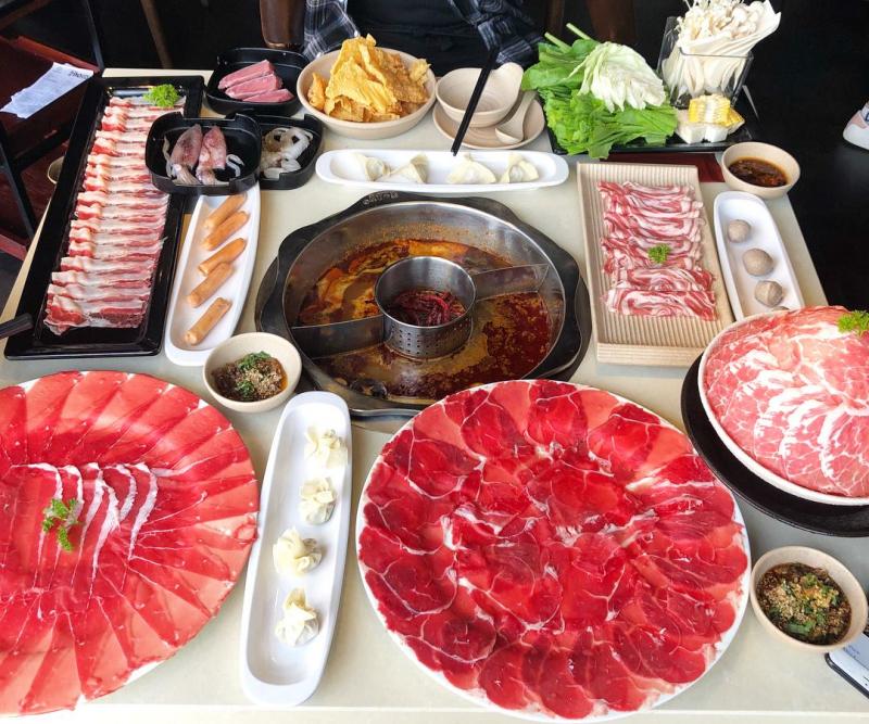 Manwah Taiwanese Hotpot là một địa điểm ăn lẩu được cư dân quận 2 rất mực yêu thương.