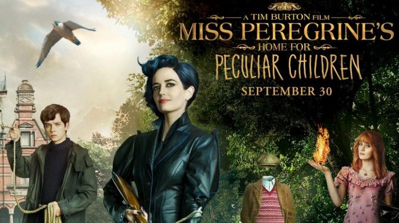 Mái ấm kì lạ của cô Peregrine