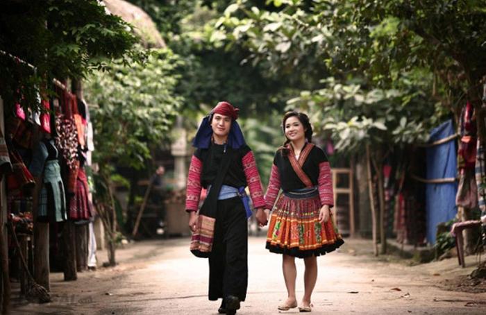 Chụp ảnh cưới ở Mai Châu, Hòa Bình