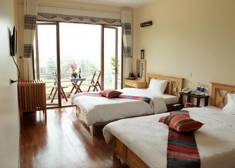 Mai Châu Valley View Hotel