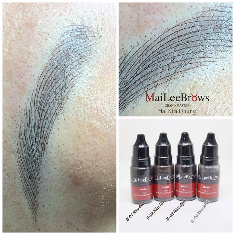 Maileebrows