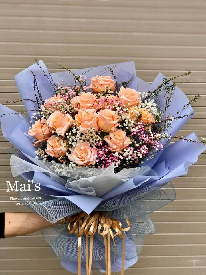 Mai's Flowers - Shop Hoa Tươi