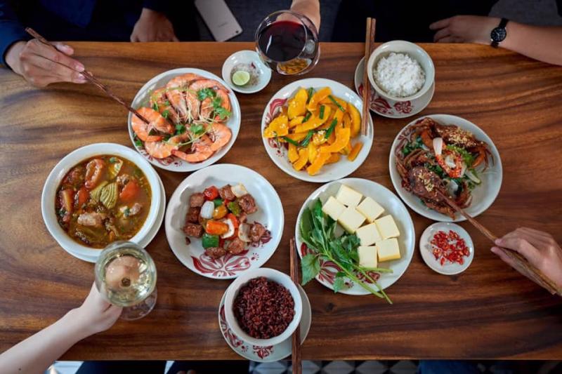 Top 11 Quán ăn trưa ngon nhất quận 2, TP HCM