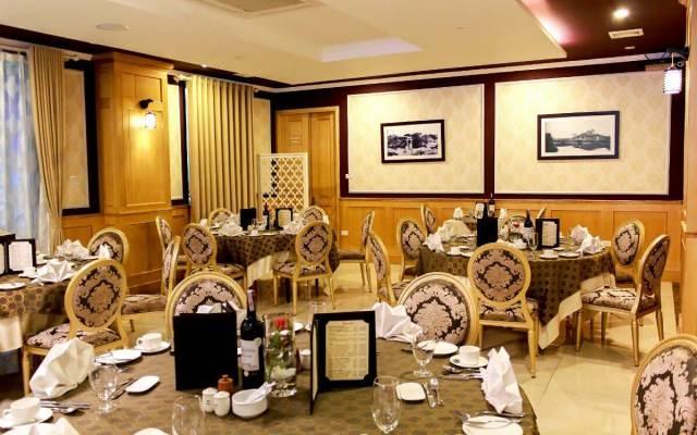 Nhà hàng kiểu Pháp  Maison Vie