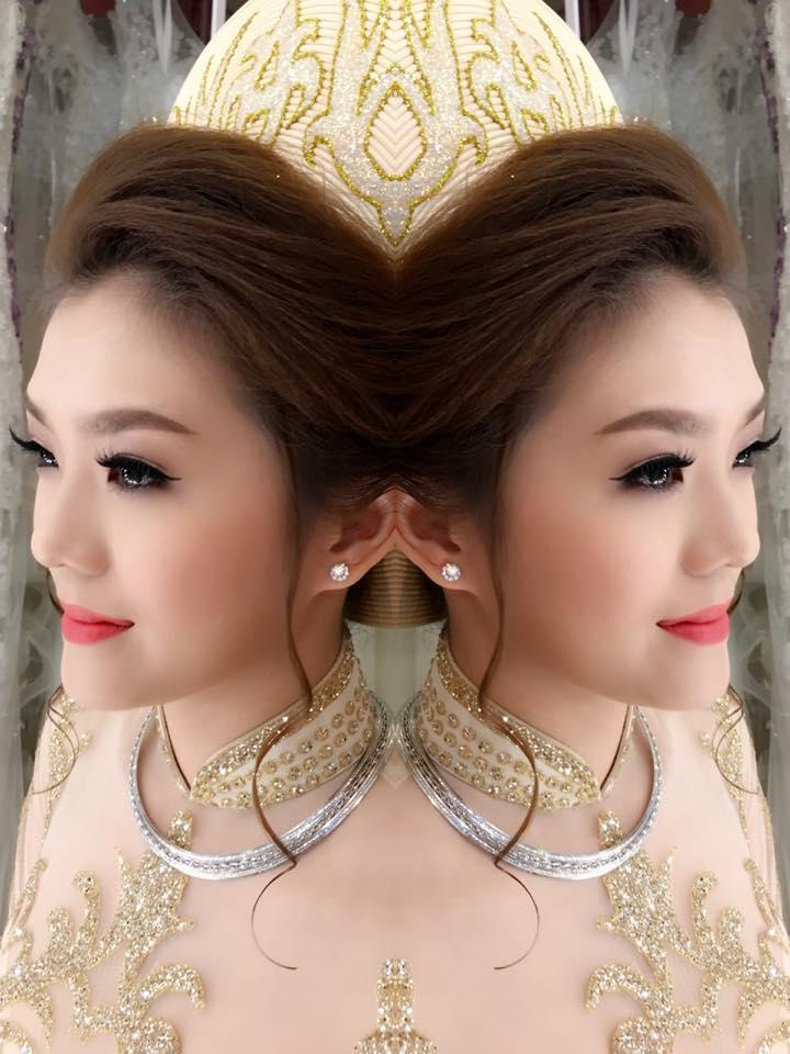 Make up Bảo Bảo