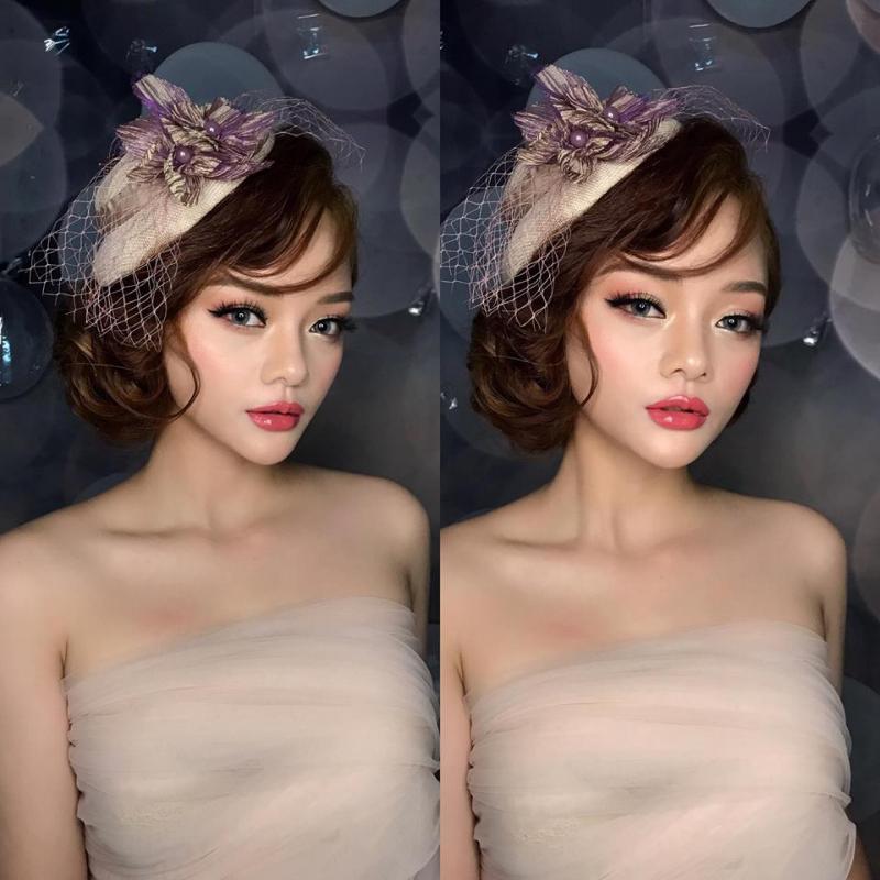Make up Bảo Quyên