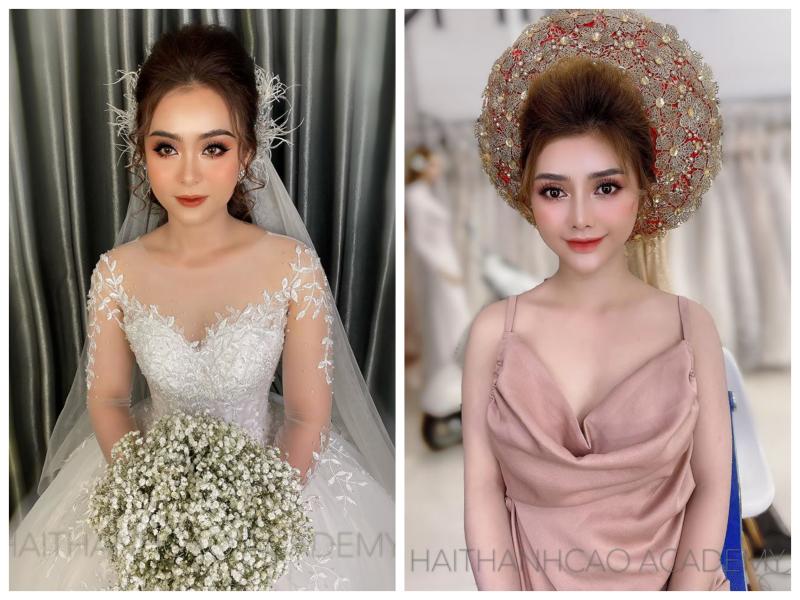 Make up Hải Thanh Cao
