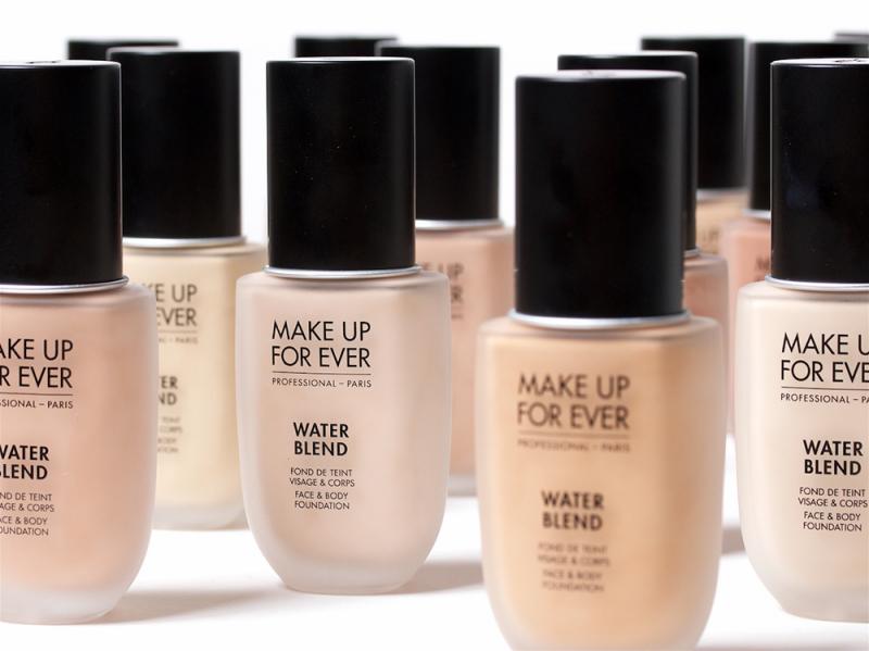Kem nền Make Up For Ever Face & Body Liquid Foundation.
