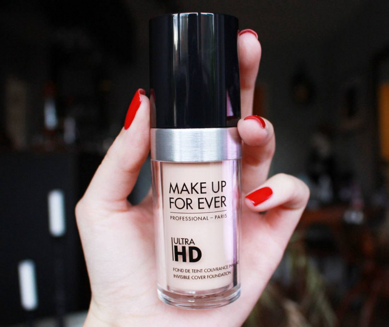 Kem nền Make Up For Ever Ultra Invisible Cover Foundation