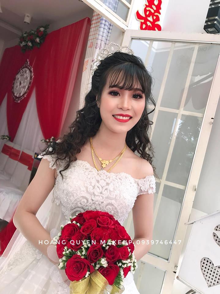 Make Up Huỳnh Hoàng Quyên (Studio DÂU)