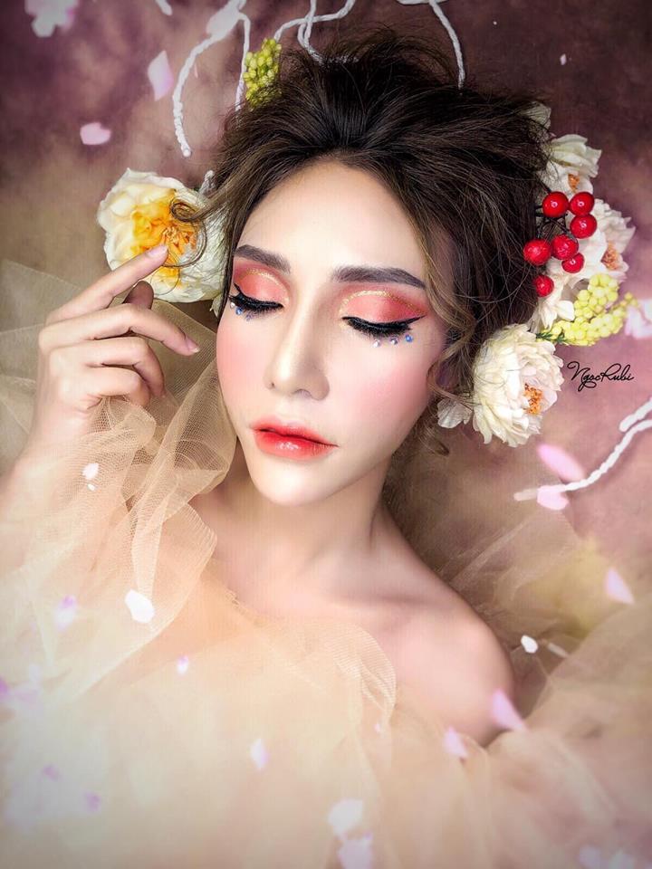 Make up Ngọc RuBi