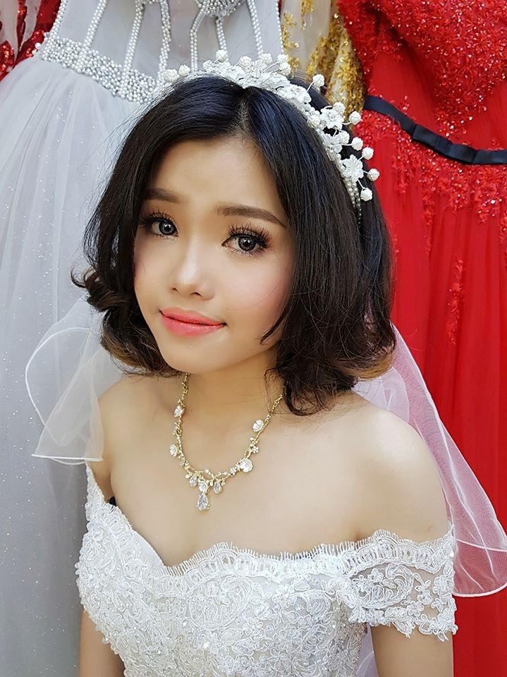 Make up Nhật Hồng