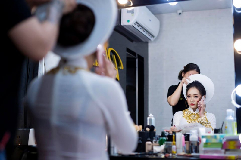 Make Up Phan Hương