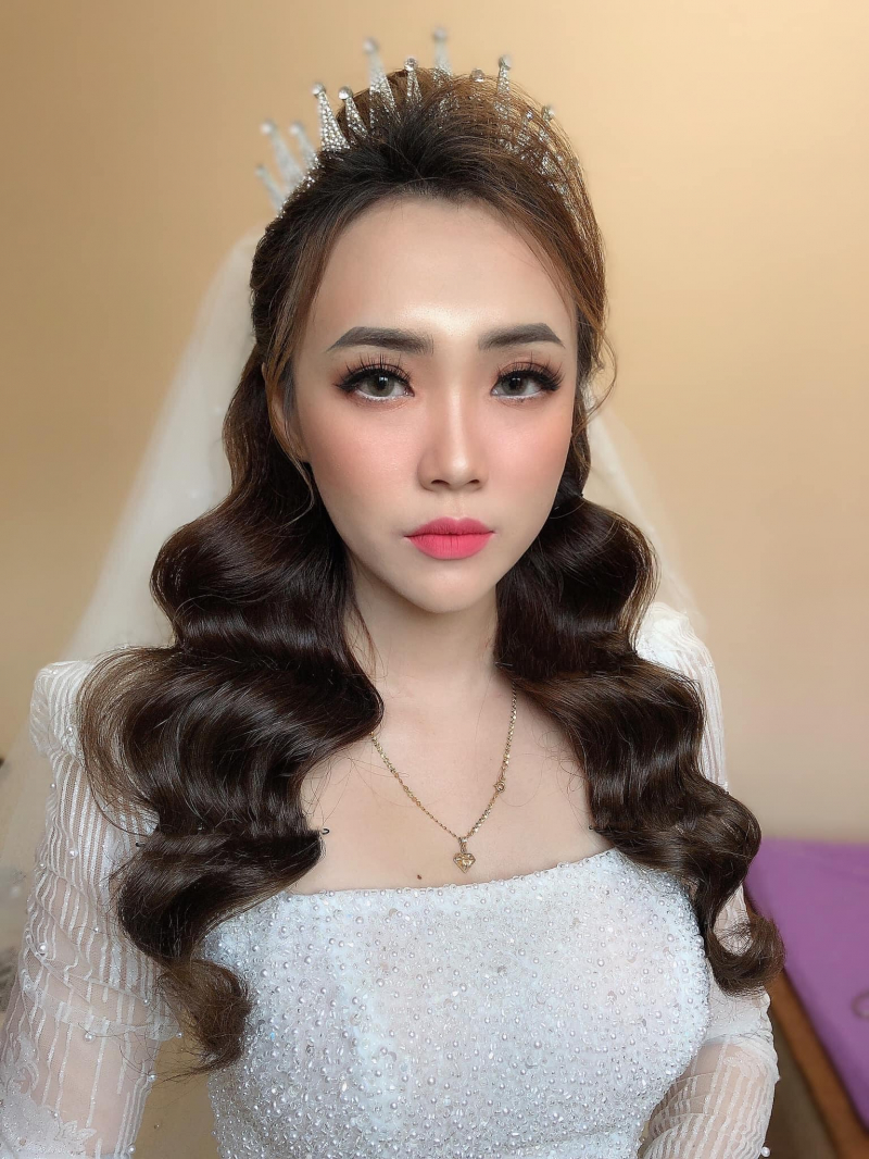 Make up Sương Sam